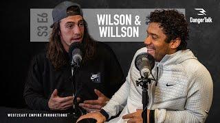 The Return of Luke Willson | Broken Helmet System | Being on Hard Knocks | DangerTalk Podcast