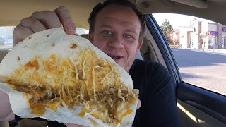 TACO BELL ☆NEW $1 STACKER☆!!! Food Review