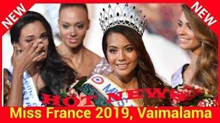 Miss France 2019, Vaimalama Chaves est la cousine… d'une ancienne Miss France!