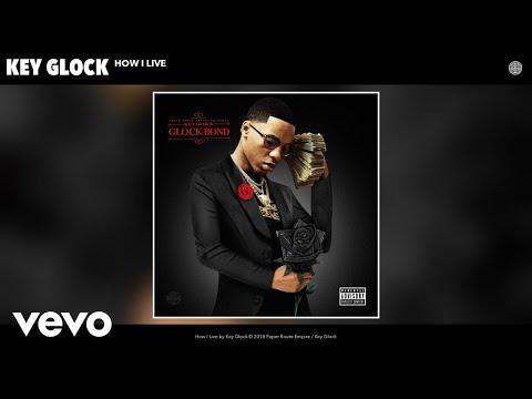 Key Glock - How I Live (Audio)