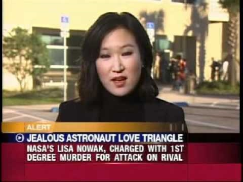 Dr. Alan J. Lipman Catherine Crier on Astronaut Lisa Nowak Case ...