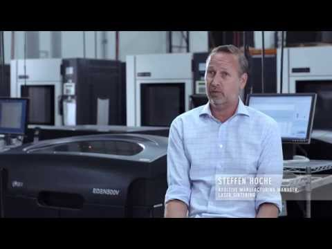The Future of 3D Printing: Stratasys Direct Manufacturing