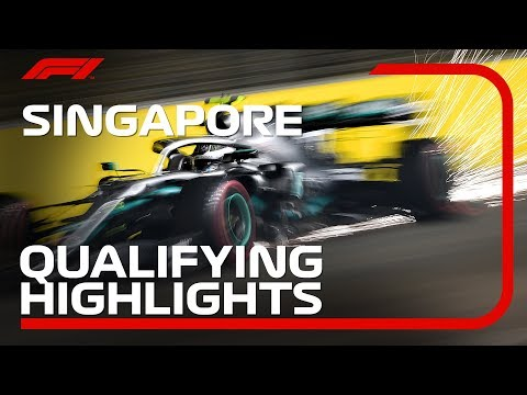 2019 Singapore Grand Prix: Qualifying Highlights
