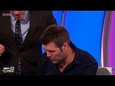 Rhod Gilbert, freak of nature - Would I Lie to You? [HD][CC-EN,ET]