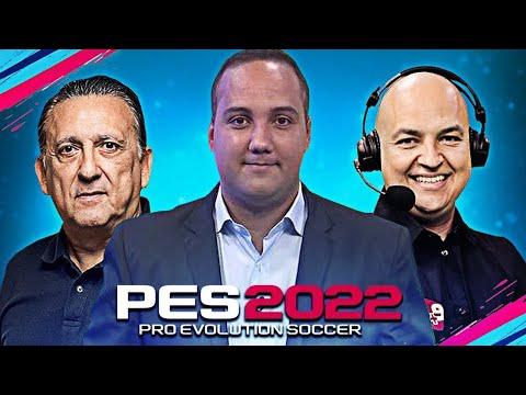 NARRADOR CONFIRMADO PARA O PES 2022!