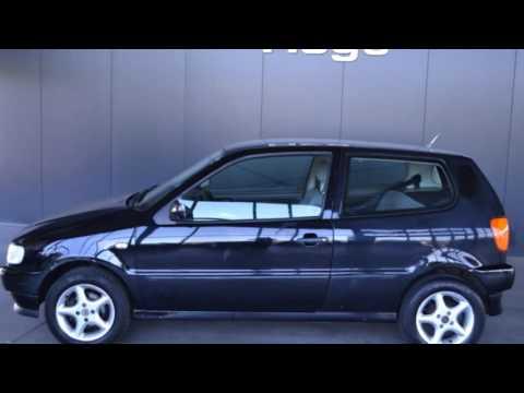 Volkswagen Polo 1.3 Licht metaal APK tot 23-10-2017 Inruil mogelij