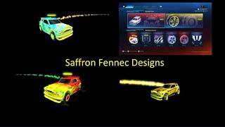 Saffron Fennec Designs