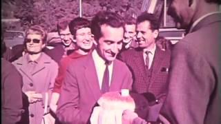 """""""Спутники"""" – фильм о молодёжном отдыхе на курортах страны 1964г."""