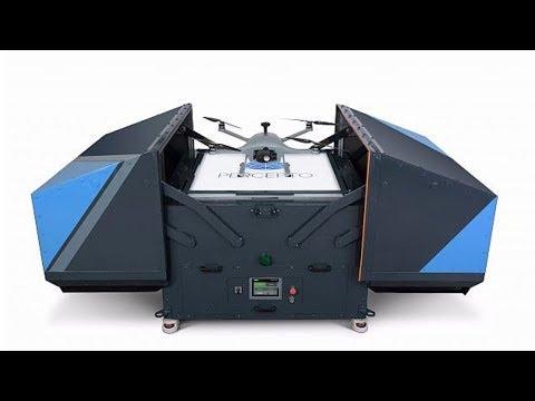 Autonomous Drone Discussion With Builder of Sparrow Drone