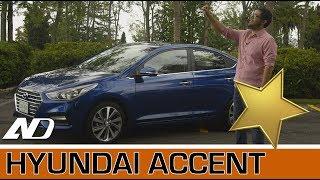 Hyundai Accent ⭐️ - Vino por la estrella y se quedó por los tapetes