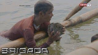 Brigada: 65 anyos na ama, 30 taon nang nangunguha ng capiz shells para mabuhay ang pamilya