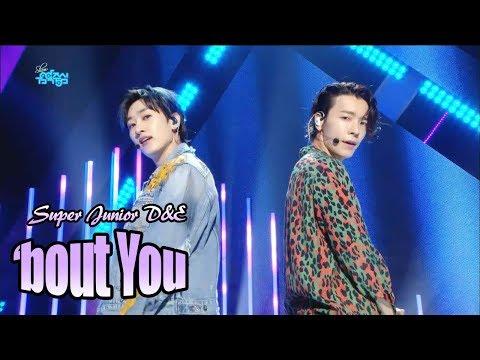 [Comeback Stage]SUPER JUNIOR-D&E - Bout you , 슈퍼주니어-D&E - 머리부터 발끝까지 Show Music core 20180818