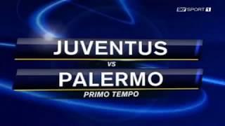 Juventus 0-2 Palermo - Campionato 2009/10