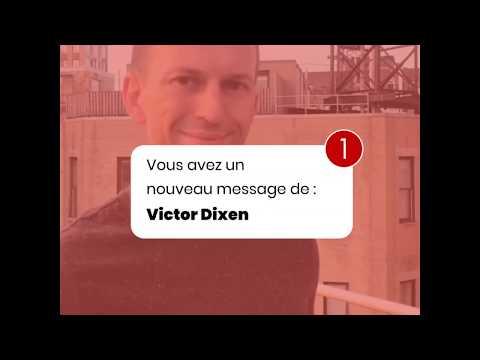 Vidéo de Victor Dixen