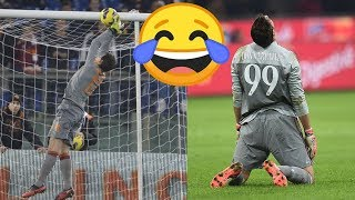 PAPERE dei Portieri in Serie A - Momenti divertenti #1 [HD]