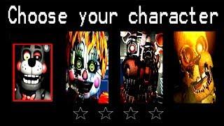 Five Nights at Freddy's 6: Custom Night