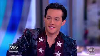 "Whoopi Goldberg Gives  Advice to ""American Idol"" Winner Laine Hardy 