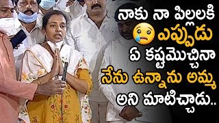 Colonel Santosh Babu wife statements after CM KCR visit..