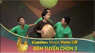 HTV Chuông vàng vọng cổ 2019 | Vòng tuyển chọn - Đêm 3 | #HTV CVVC 2019