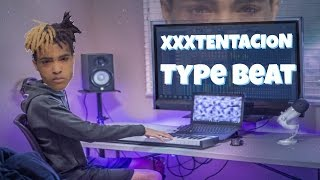 Making An XXXTENTACION Type Beat From Scratch (Fl Studio 12)   Making A Beat From Scratch   Sharpe
