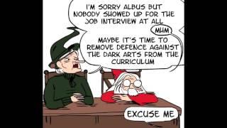 Gilderoy Lockhart's Job Interview