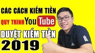 Các Cách Kiếm Tiền Youtube Và Quy Trình Xét Duyệt Bật Kiếm Tiền Cho Kênh Mới   Duy MKT