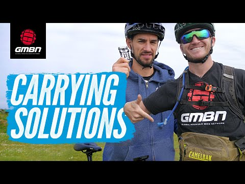 Different Ways To Carry Gear On Your Bike | Mountain Bike Carrying Solutions