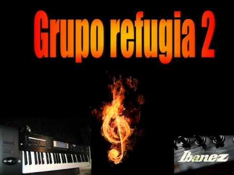 Grupo Refugia2 - Saltando -  en vivo cumbia