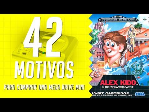 Alex Kidd in the Enchanted Castle. 42 motivos para comprar una Mega Drive Mini. (23/42)