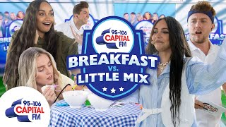 Little Mix Vs Capital Breakfast: Ultimate Sports Day | Capital