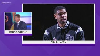 Tim Duncan rejoins San Antonio Spurs as assistant coach