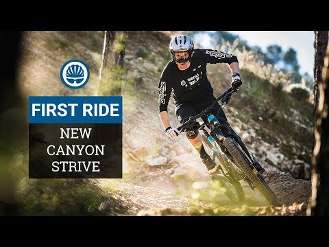 New Canyon Strive | Redesigned Shapeshifter & 29 inch Wheels Only