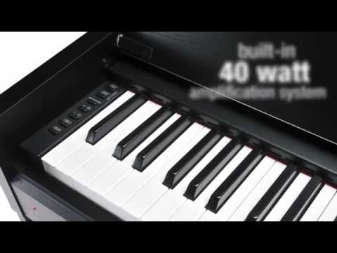 Yamaha YDP-S51 Digital Piano Overview