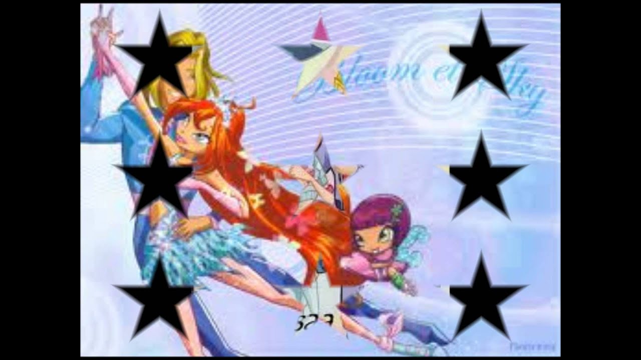 Winx Club Bloom Et Sky Love Inaccessible