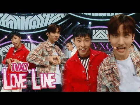 [Comeback Stage] TVXQ - Love Line, 동방신기 - 평행선 Show Music core 20180331