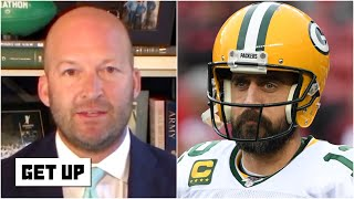 Reacting to Aaron Rodgers' comments about his future with the Packers | Get Up