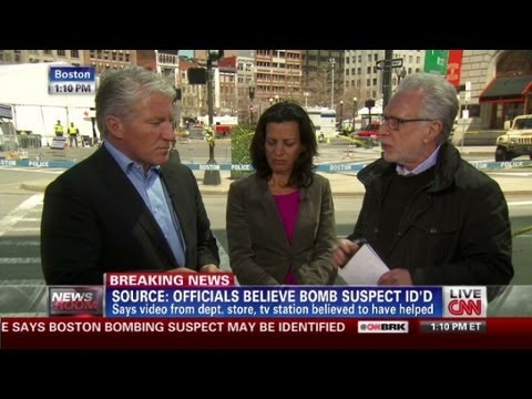 John King reports possible Suspect ID'd - YouTube