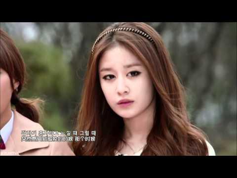 【中韓字】Jiyeon (智妍)& JB -Together MV