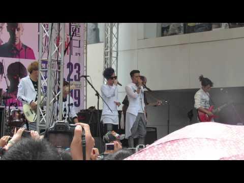 2014/8/3 戰神預購簽唱會 MP魔幻力量-時間倒轉