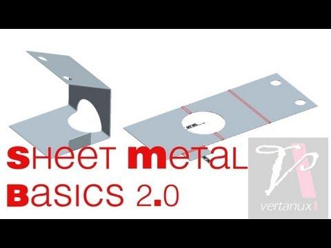Sheetmetal Fundamentals Y K Factor B Musica Movil