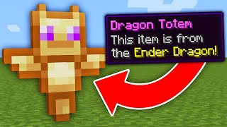 Minecraft, But There Are Custom Totems...