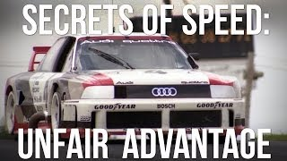 Secrets Of Speed: Unfair Advantage