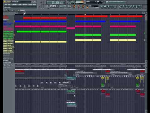 Fl Studio Muestra cumbia AlEx DJ