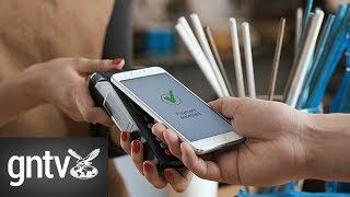 Daily Business Wrap -  Digital Wallets: The many alternatives to carrying cash