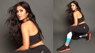 Katrina Kaif STUNS promoting fitness in latest photoshoot..