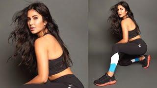 Katrina Kaif STUNS promoting fitness in latest photoshoot..
