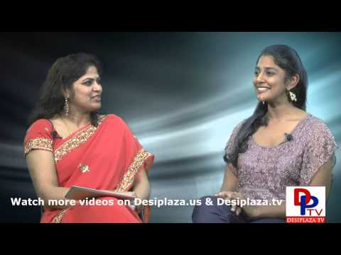 Part 3.Ms.Krishna Smitha our own local movie actress talking to Desiplaza TV.