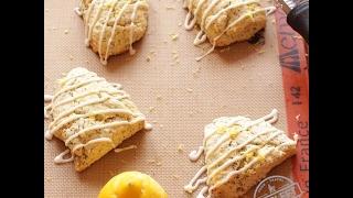 Small Batch Lemon Poppy Seed Scones   ZagLeft