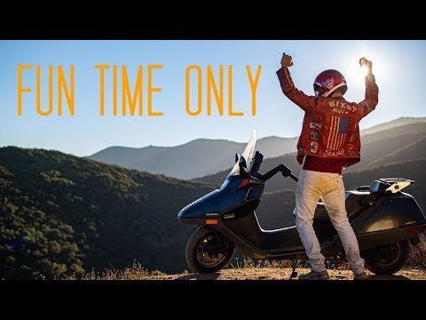 Stories of Bike | Fun Time Only (with Bixby Moto)