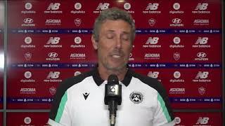 ROMA-UDINESE 1-0 I 23 SETTEMBRE 2021 I Intervista post partita GOTTI